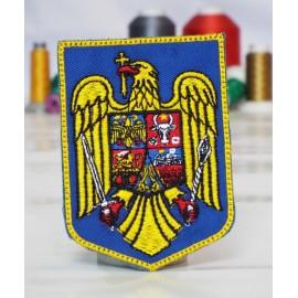 Broderie ecuson militar Romania
