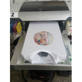 Print DTG pe tricou