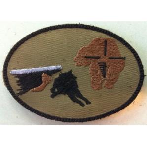 Emblema brodata