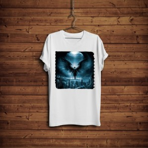 Tricou DTG `Angel`