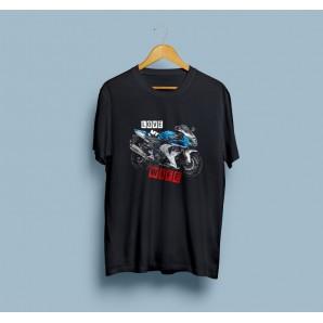 Tricou imprimat DTG Love Suzuki