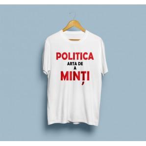 Politica, arta de a minti