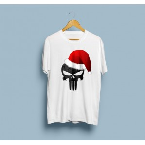 Tricou imprimat DTG Punisher