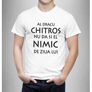 Tricou imprimat DTG Chitros