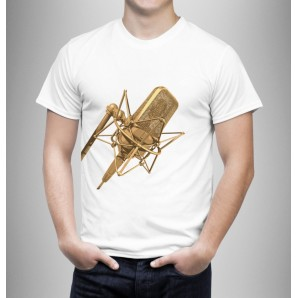 Tricou DTG `Microphone`