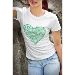 Tricou DTG Heart