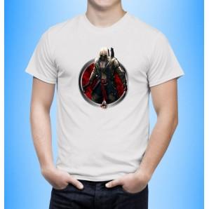 Tricou imprimat Assassins Creed 3