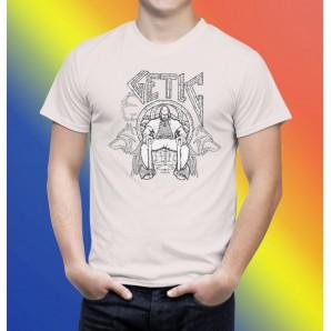 Tricou imprimat DTG Getic