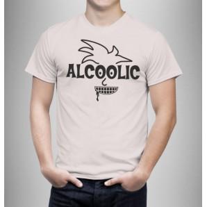 Tricou imprimat DTG Alcoolic