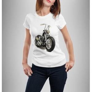 Tricou DTG `Vintage Bike`