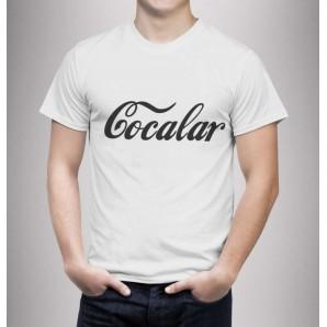Tricou imprimat DTG Cocalar