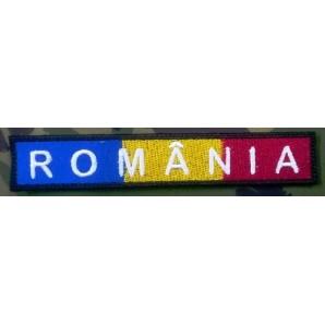 Ecuson Romania Tricolor