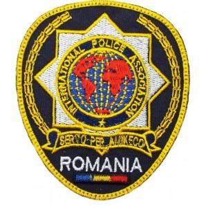 Emblema brodata IPA